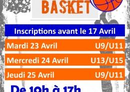 Stage basket Avril UCLA Basket