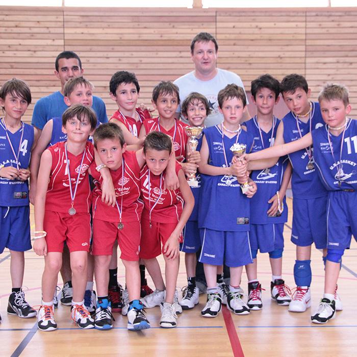 tournoi USA Basket 2012