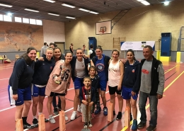 tournoi Bois d'oingt 2019 - senior filles