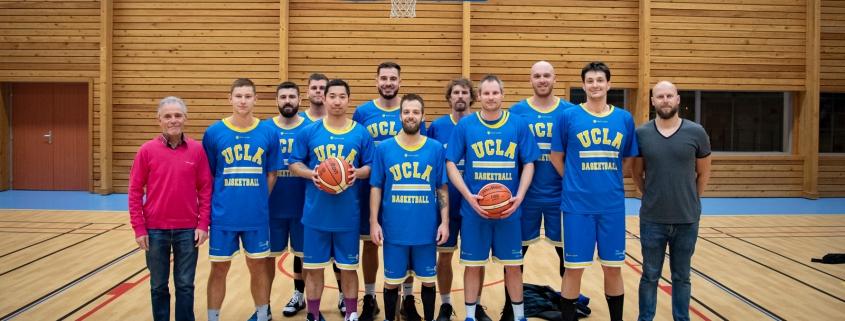 équipe CTC UCLA SG1 Basket saison 2019-2020