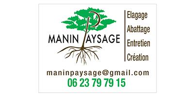 MANIN PAYSAGE