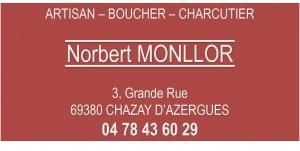 MONLLOR Norbert Boucherie, Charcuterie